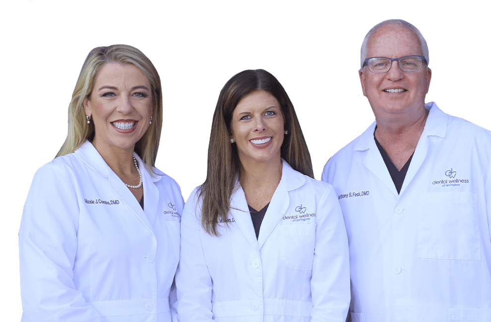 Our three Lexington dentists
